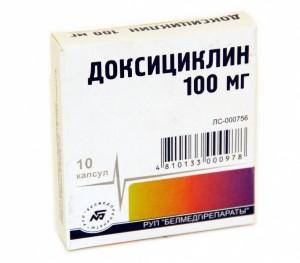 антибиотики при лечении пародонтоза