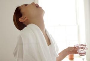 полоскание рта при пародонтозе