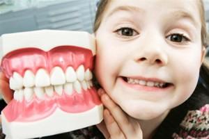 неправильный прикус - причина бруксизма у детей